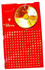 Regency TR1 transistor radio